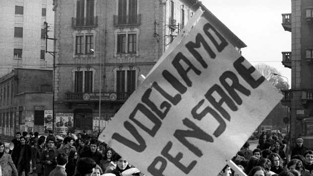 Il '68 in Italia