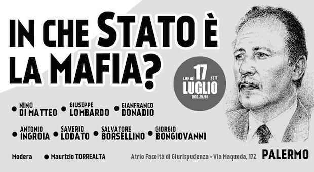 in che Stato è la mafia?